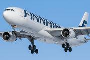 OH-LTT - Finnair Airbus A330-300 aircraft