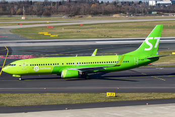 VP-BDF - S7 Airlines Boeing 737-800