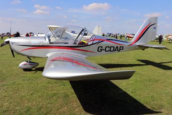 G-CDAP - Private Evektor-Aerotechnik EV-97 Eurostar