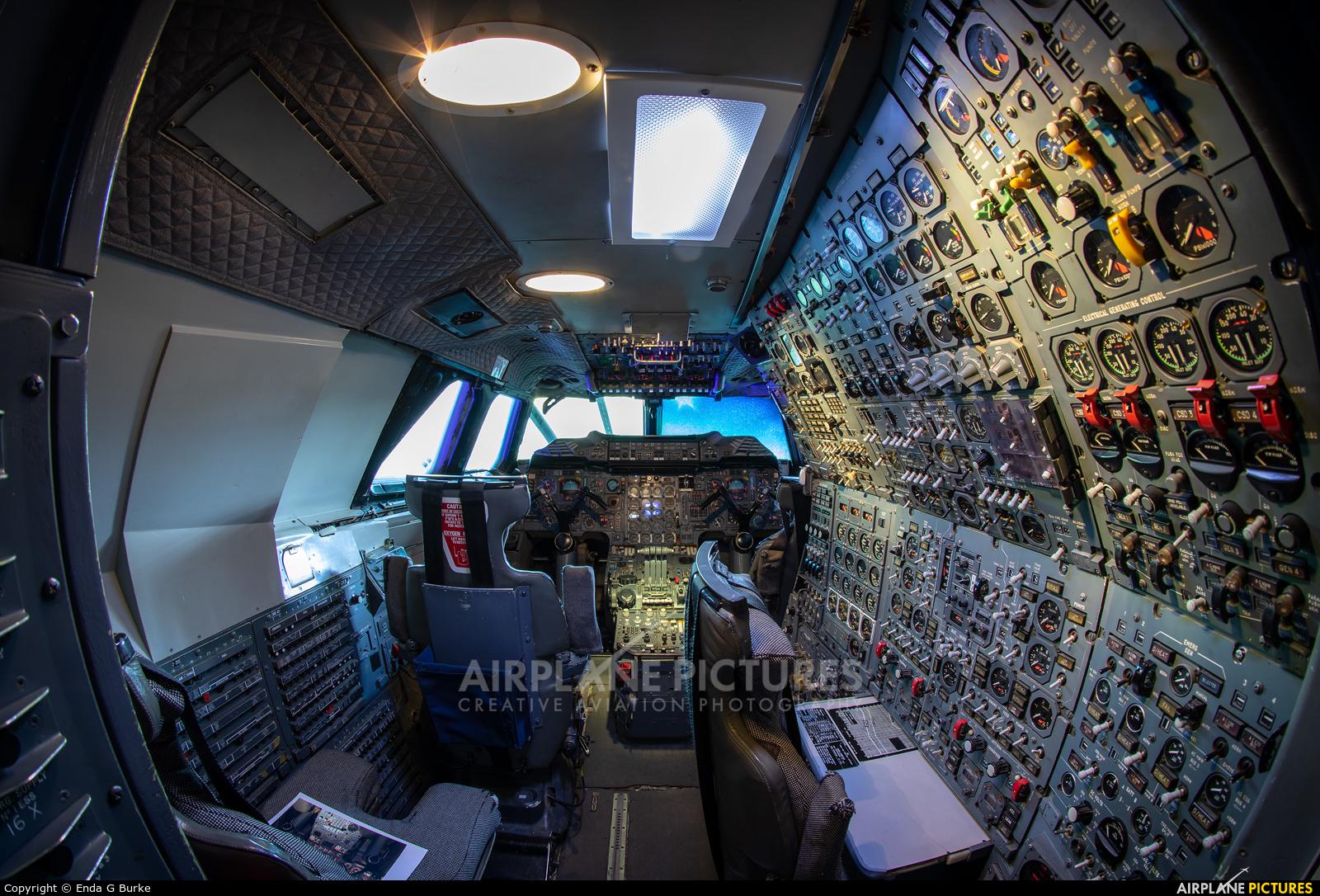 British Airways G-BOAC aircraft at Manchester