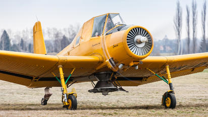 OK-DJS - Agroair Zlín Aircraft Z-37A Čmelák