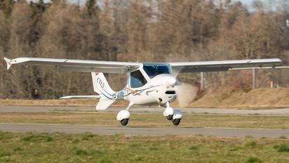 HB-WYH - Private Flight Design CTLS