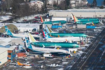 N7379E - Boeing Company Boeing 737-9 MAX
