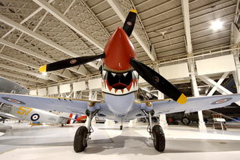 FX760 - Royal Air Force Curtiss P-40 Kittyhawk IV