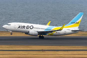 JA08AN - Air Do - Hokkaido International Airlines Boeing 737-700