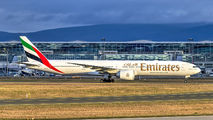 A6-EQI - Emirates Airlines Boeing 777-31H(ER) aircraft