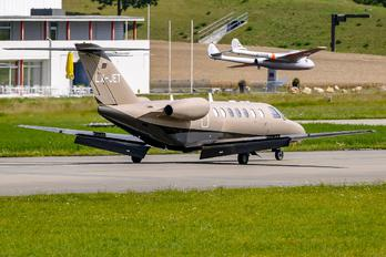 LX-JET - Odysse Jet Cessna 525B Citation CJ3