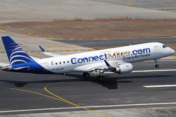 HP-1564CMP - Copa Airlines Embraer ERJ-190 (190-100)