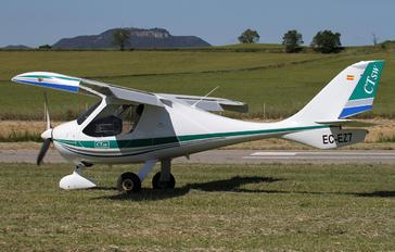 EC-EZ7 - Private Flight Design CTsw