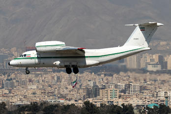 15-2253 - Iran - Islamic Republic Air Force Antonov An-74