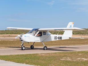 EC-KNB - Escuela de Pilotos Casarrubios Tecnam P92 Echo, JS & Super