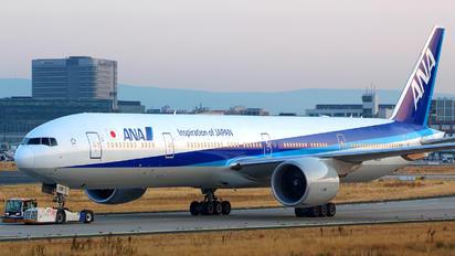 JA791A - ANA - All Nippon Airways Boeing 777-300ER
