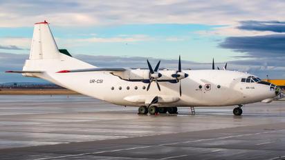 UR-CSI - Cavok Air Antonov An-12 (all models)
