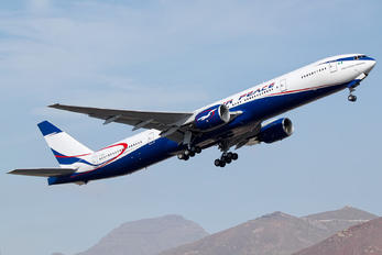 VP-BEK - Air Peace Boeing 777-300