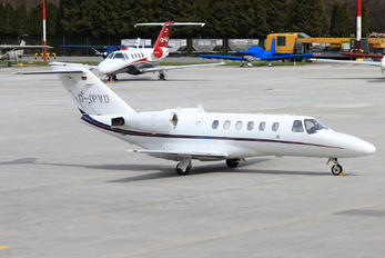 D-IPVD - Private Cessna 525A Citation CJ2