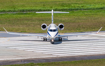 PR-HNG - Private Bombardier BD-100 Challenger 350 series