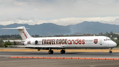 LV-WGM - Andes Lineas Aereas  McDonnell Douglas MD-83