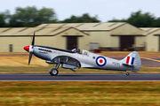 "PS915 - Royal Air Force ""Battle of Britain Memorial Flight"" Supermarine Spitfire PR.XIX aircraft"