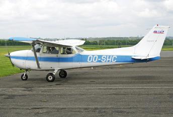 OO-SHC - Belgian Flight School Cessna 172 Skyhawk (all models except RG)