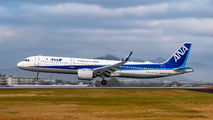 JA135A - ANA - All Nippon Airways Airbus A321 NEO aircraft