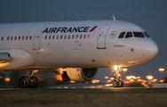 F-GTAJ - Air France Airbus A321 aircraft