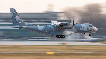 018 - Poland - Air Force Casa C-295M