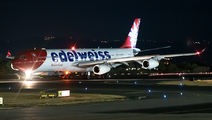 HB-JMF - Edelweiss Airbus A340-300 aircraft