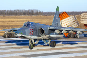 25 - Russia - Air Force Sukhoi Su-25SM
