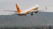 D-AHLK - Hapag-Lloyd Boeing 737-800 aircraft