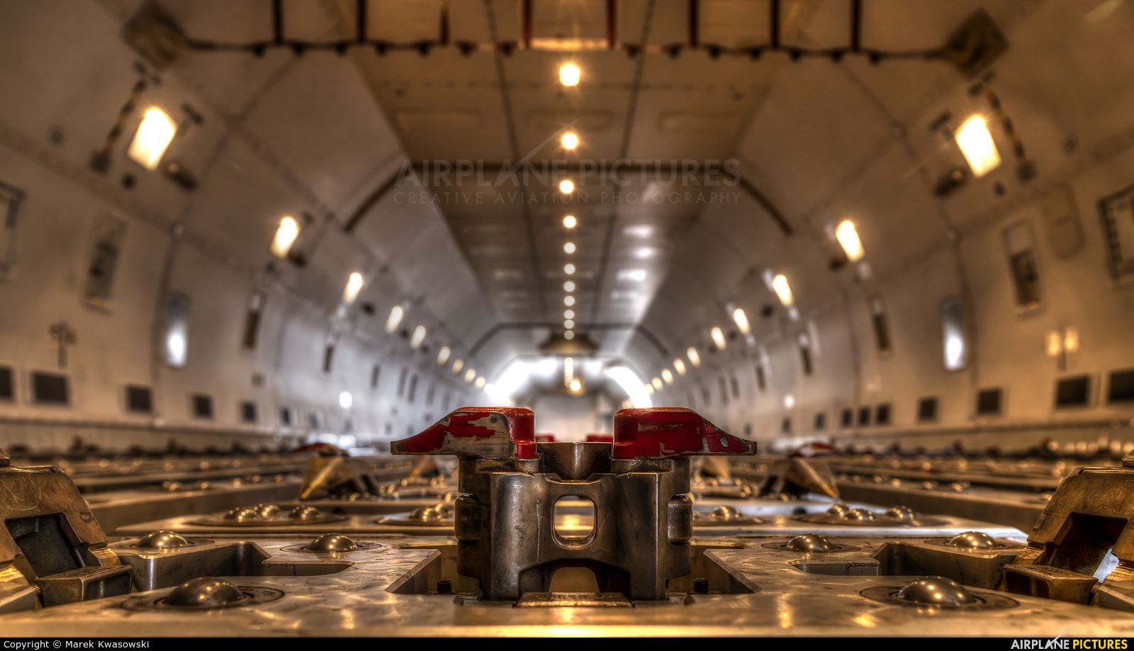 UPS - United Parcel Service N575UP aircraft at Warsaw - Frederic Chopin