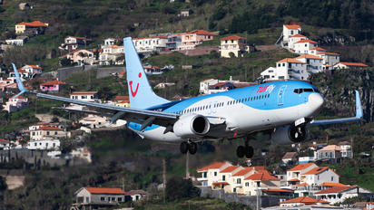 D-ATYB - TUIfly Boeing 737-800