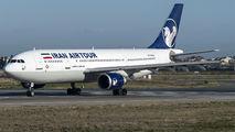 EP-MNN - Iran Air Tours Airbus A300F4-605R aircraft