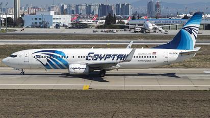 SU-GCM - Egyptair Boeing 737-800