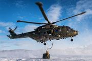 ZK001 - Royal Navy Agusta Westland AW101 411 Merlin HC.3 aircraft