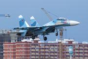 68 - Russia - Air Force Sukhoi Su-30 aircraft
