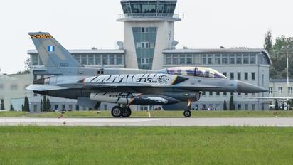 023 - Greece - Hellenic Air Force Lockheed Martin F-16D Fighting Falcon