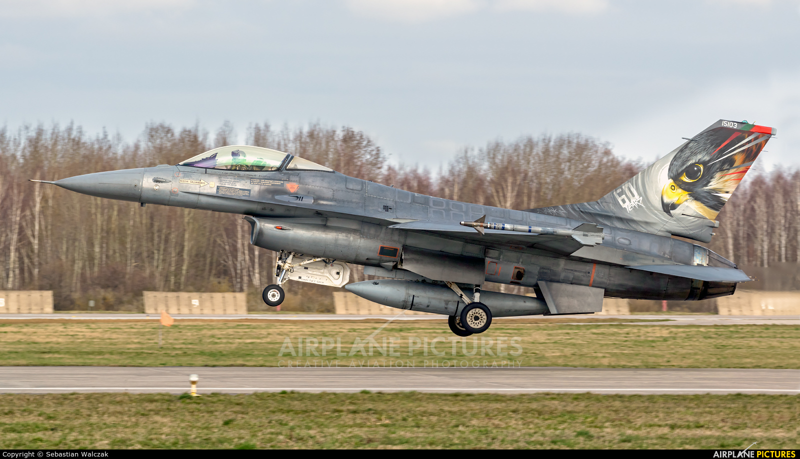 15103 - Portugal - Air Force General Dynamics F-16A Fighting