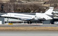 HB-JWX - Albinati Aéronautics Dassault Falcon 8X aircraft