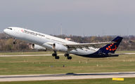 OO-SFG - Brussels Airlines Airbus A330-300 aircraft