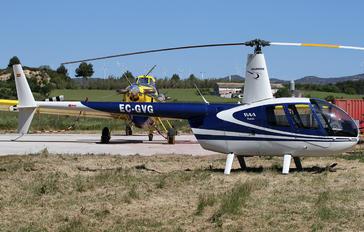 EC-GVG - Private Robinson R44 Astro / Raven
