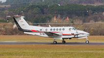 D-IBTA - Brose Beechcraft 200 King Air aircraft
