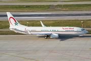 Morocco Gov Boeing 737 BBJ visited Zurich title=