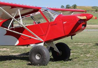 EC-XJZ - Private Zlin Aviation Savage Cruiser
