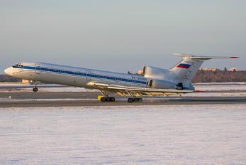 RA-85084 - Russia - Air Force Tupolev Tu-154M
