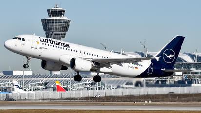 D-AIZC - Lufthansa Airbus A320