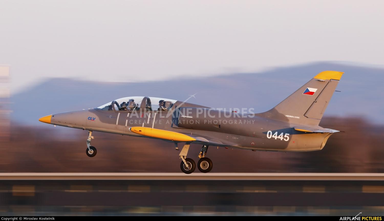 Czech - Air Force 0445 aircraft at Ostrava Mošnov
