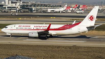 7T-VJL - Air Algerie Boeing 737-800