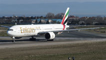 A6-EGT - Emirates Airlines Boeing 777-300ER aircraft