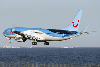 PH-TFO - TUI Airlines Netherlands Boeing 737-8 MAX