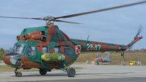 2647 - Poland - Air Force Mil Mi-2 aircraft